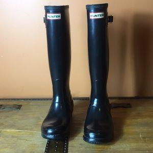 Original hunter boots VGUC